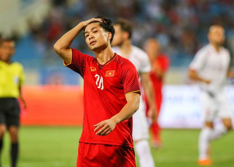 Công Phượng tỏa sáng, Olympic Việt Nam thắng trận - ảnh 7