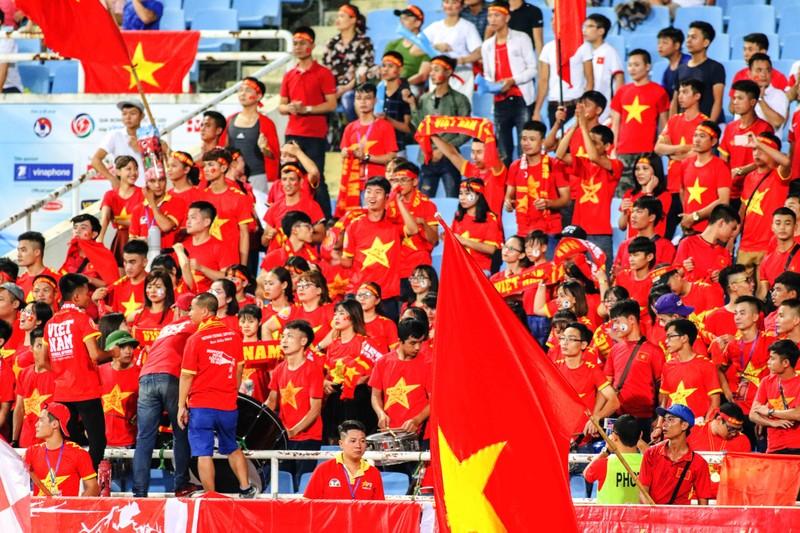 Công Phượng tỏa sáng, Olympic Việt Nam thắng trận - ảnh 10