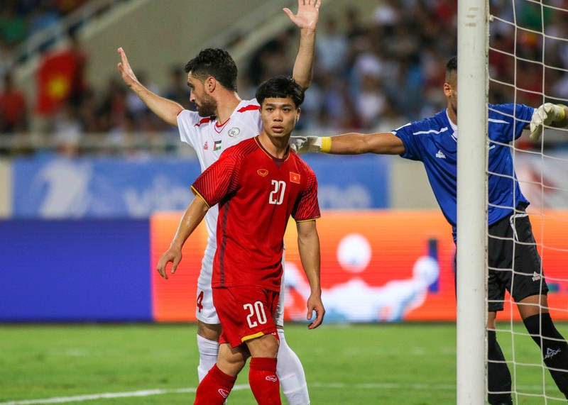 Công Phượng tỏa sáng, Olympic Việt Nam thắng trận - ảnh 4