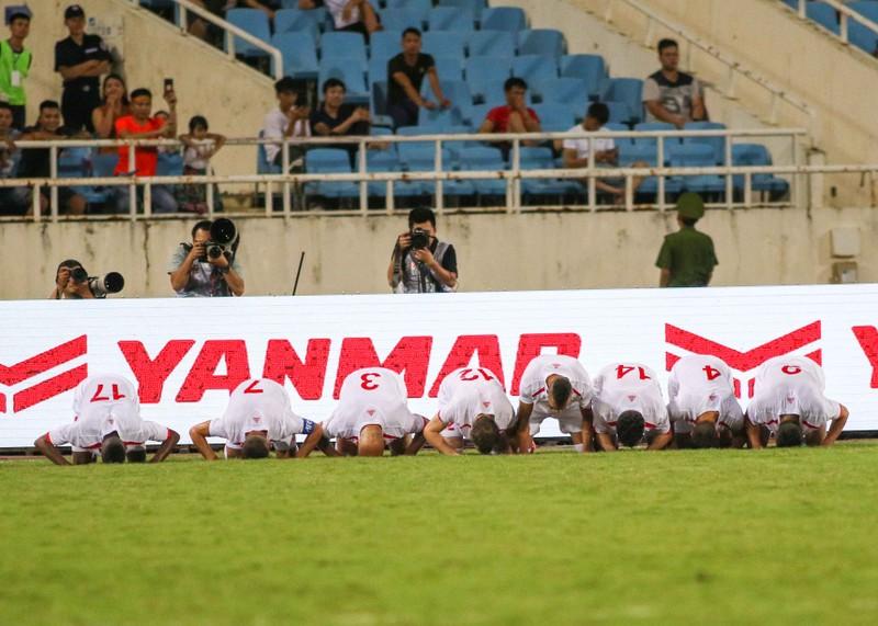 Công Phượng tỏa sáng, Olympic Việt Nam thắng trận - ảnh 6