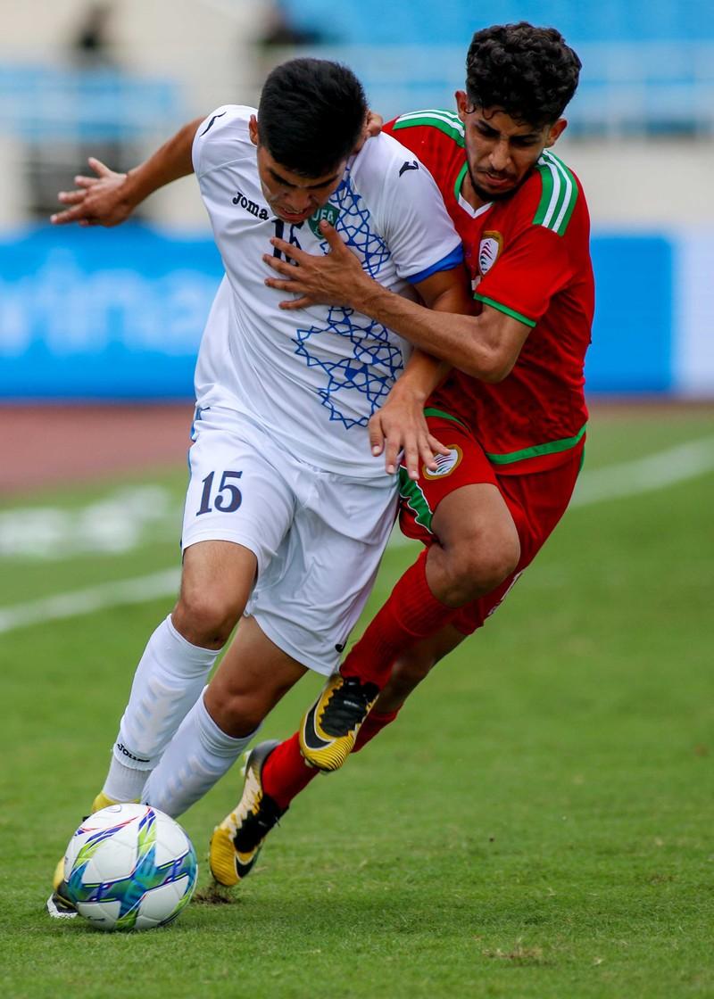 Nhà vô địch châu Á bị Oman chia điểm - ảnh 3