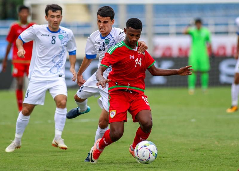 Nhà vô địch châu Á bị Oman chia điểm - ảnh 1