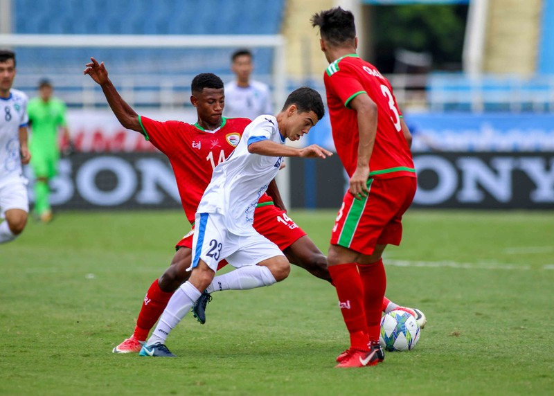 Nhà vô địch châu Á bị Oman chia điểm - ảnh 2