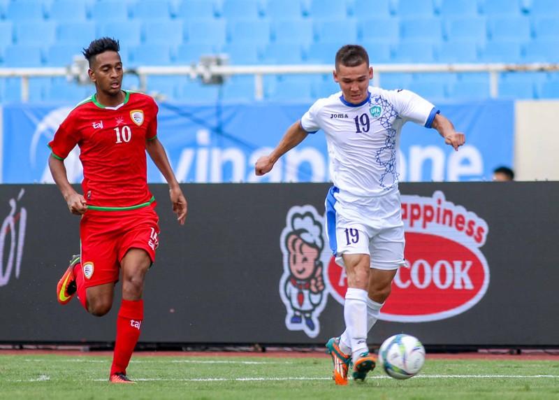 Nhà vô địch châu Á bị Oman chia điểm - ảnh 5