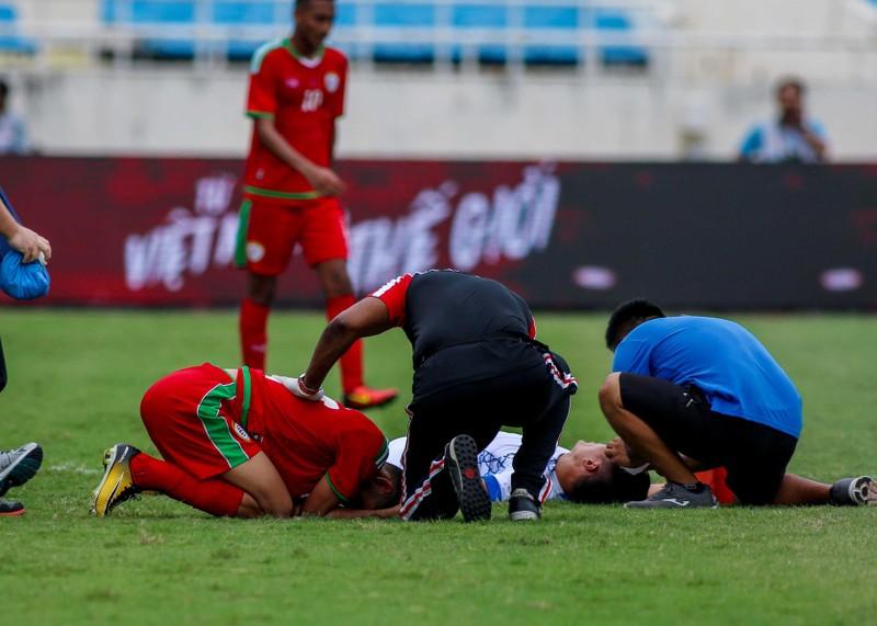 Nhà vô địch châu Á bị Oman chia điểm - ảnh 8