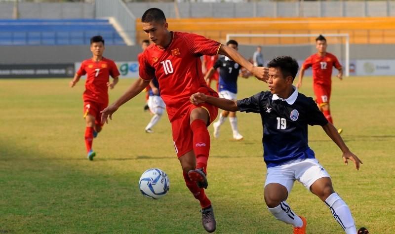 """U-16 Việt Nam thua ngược tại """"chảo lửa"""" Delta trước Indonesia - ảnh 1"""