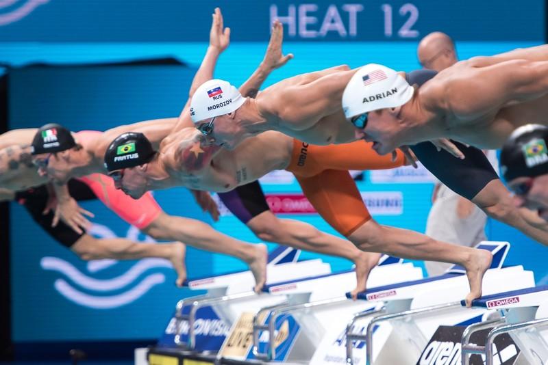 Bơi lội Nga quay lại và…nguy hiểm hơn xưa - ảnh 1