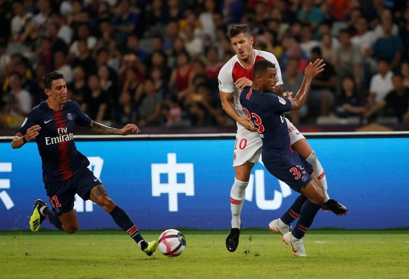Con trai Tổng thống ghi bàn cho PSG ở Trung Quốc - ảnh 4