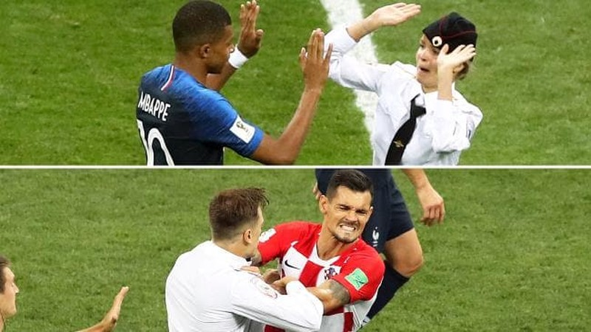 Chung kết World Cup 2018, Lovren xin lỗi Pussy Riot - ảnh 3