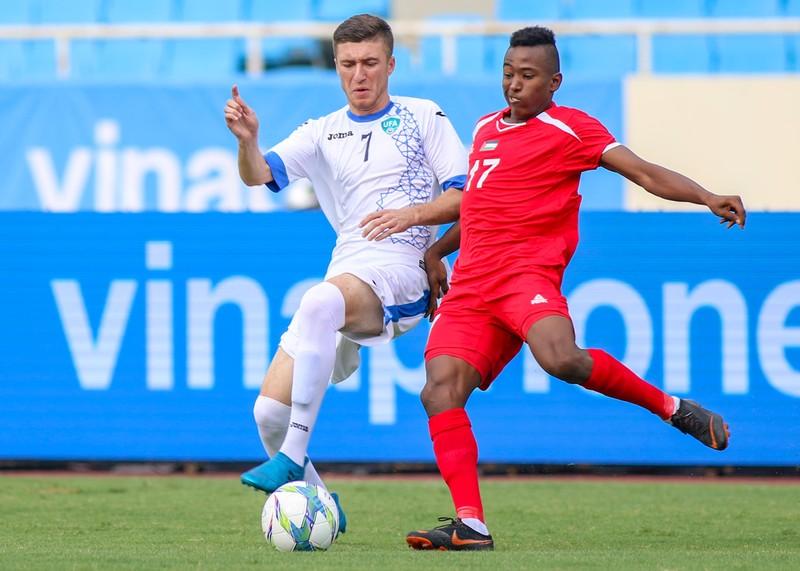 Vì sao nhà vô địch U-23 Uzbekistan… nhạt? - ảnh 3