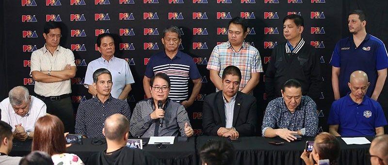Bóng rổ Philippines rút khỏi Asiad rồi rút lời - ảnh 1