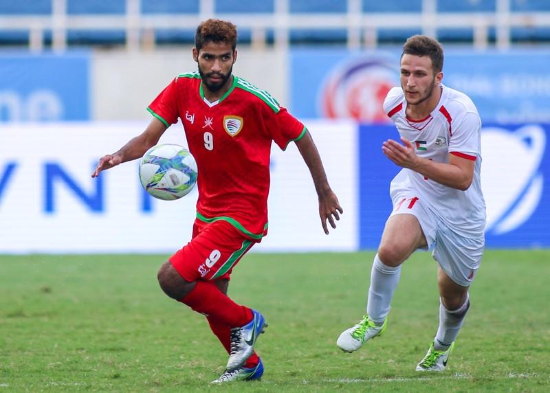 "Palestine-Oman thủ hòa chờ ""chiến"" tại Asiad 18 - ảnh 1"