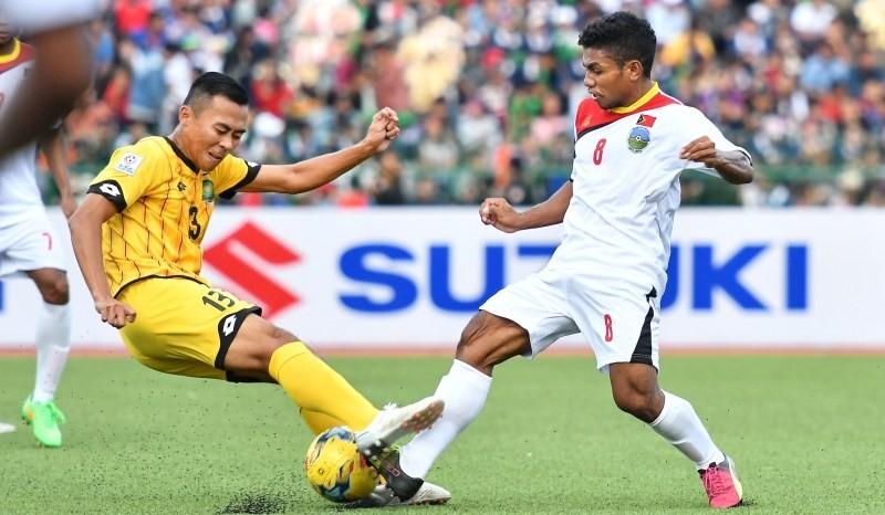 Thay đổi sân vòng loại AFF Cup 2018 - ảnh 1