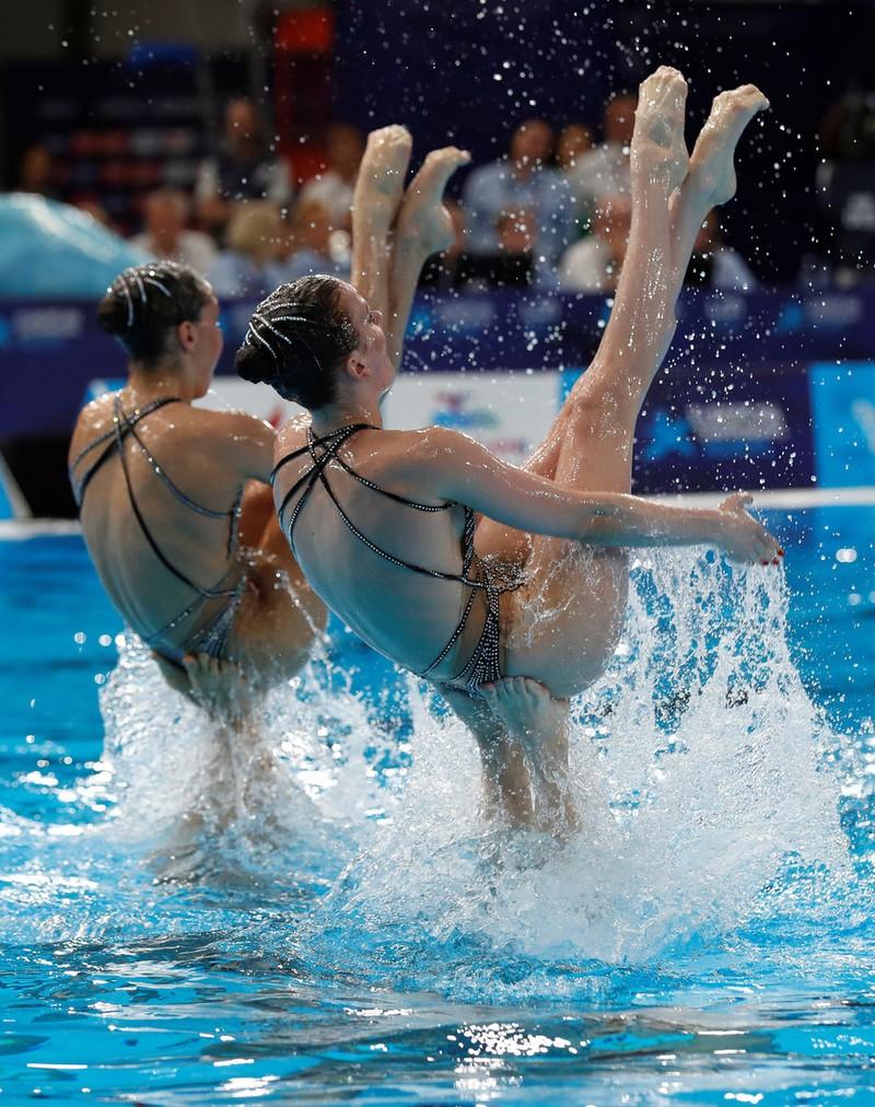 Thể thao cần sự mạnh mẽ và trong sáng - ảnh 1