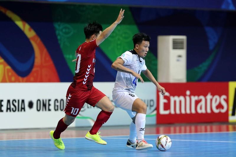 Thái Sơn Nam tạo địa chấn Futsal châu Á trước Nhật - ảnh 2