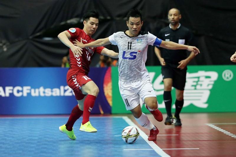 Thái Sơn Nam tạo địa chấn Futsal châu Á trước Nhật - ảnh 3