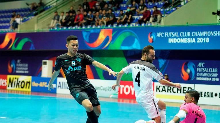 Thái Sơn Nam tạo địa chấn Futsal châu Á trước Nhật - ảnh 4