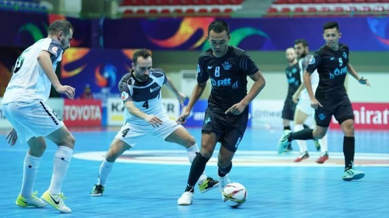 Thái Sơn Nam tạo địa chấn Futsal châu Á trước Nhật - ảnh 7