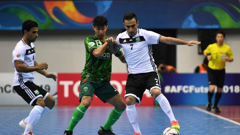 Thái Sơn Nam tạo địa chấn Futsal châu Á trước Nhật - ảnh 5