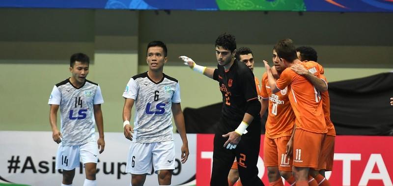 Thi đấu quả cảm nhưng Thái Sơn Nam vẫn mất ngôi vô địch châu Á - ảnh 3