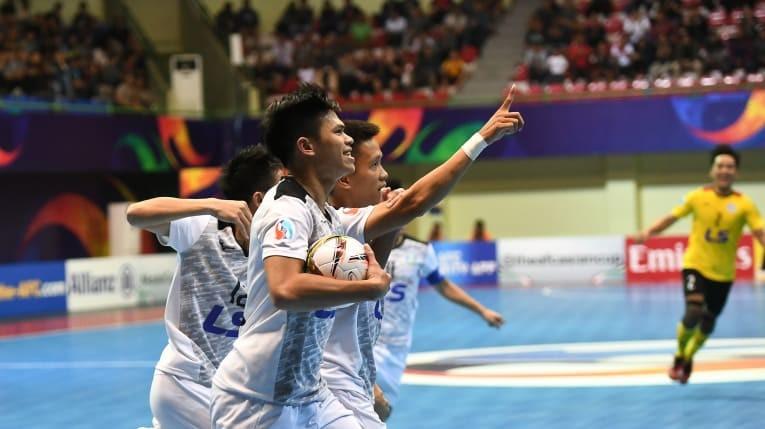 Thi đấu quả cảm nhưng Thái Sơn Nam vẫn mất ngôi vô địch châu Á - ảnh 2