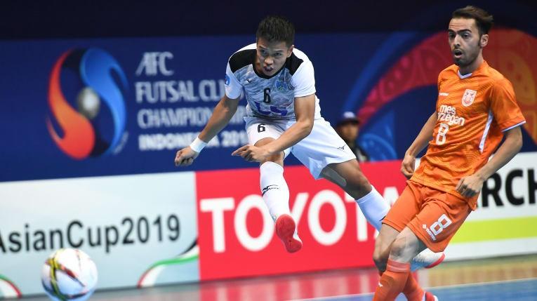 Thi đấu quả cảm nhưng Thái Sơn Nam vẫn mất ngôi vô địch châu Á - ảnh 1