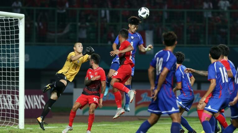 Điểm qua vòng đầu bóng đá nam Asiad 18 - ảnh 1