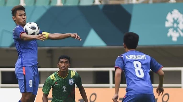 Qatar thua sốc, Thái Lan lại gây thất vọng - ảnh 1
