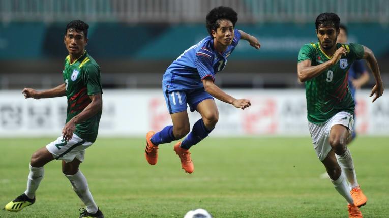 Qatar thua sốc, Thái Lan lại gây thất vọng - ảnh 2