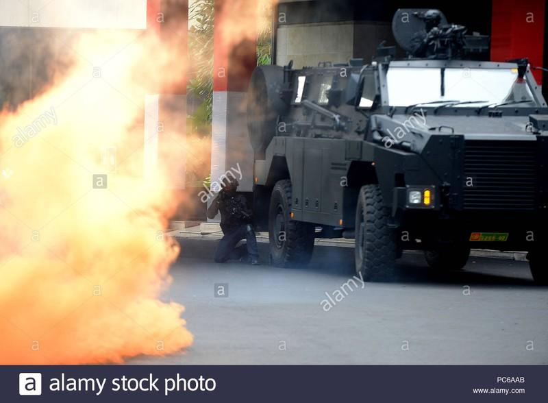 Sốt với lực lượng an ninh Asiad 18 - ảnh 3