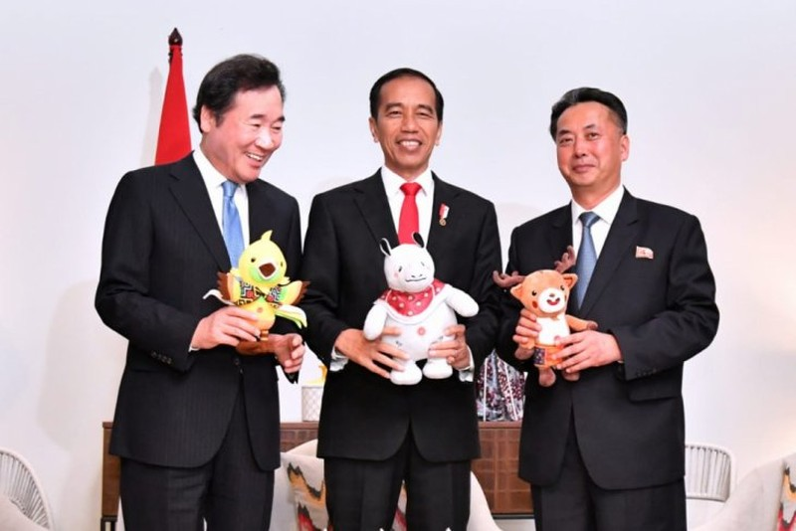 Asiad tiếp tục sứ mệnh hòa bình cho bán đảo Triều Tiên - ảnh 3