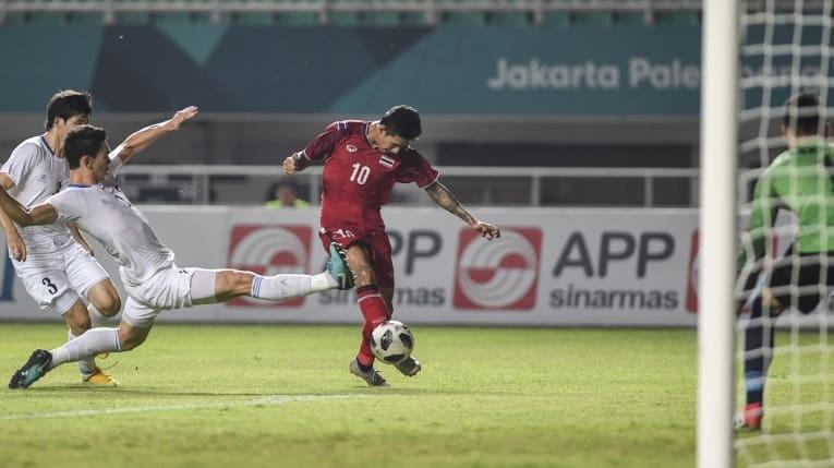 Đảo điên với bóng đá nam Asiad 18 - ảnh 3