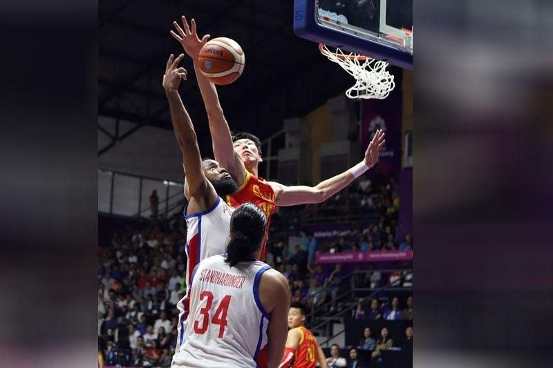 Bi hài trận bóng rổ Trung Quốc - Philippines ở Asiad - ảnh 3