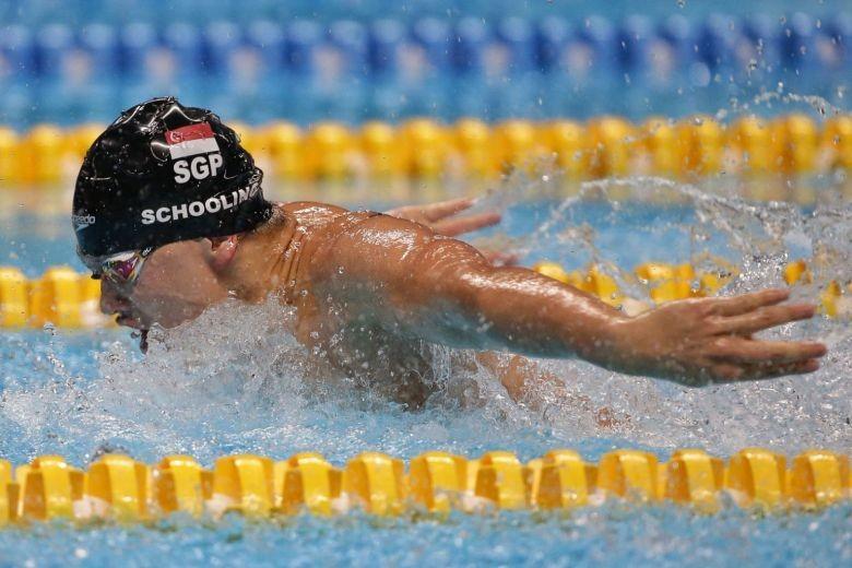 Kẻ đánh bại huyền thoại Michael Phelps có vàng Asiad - ảnh 2