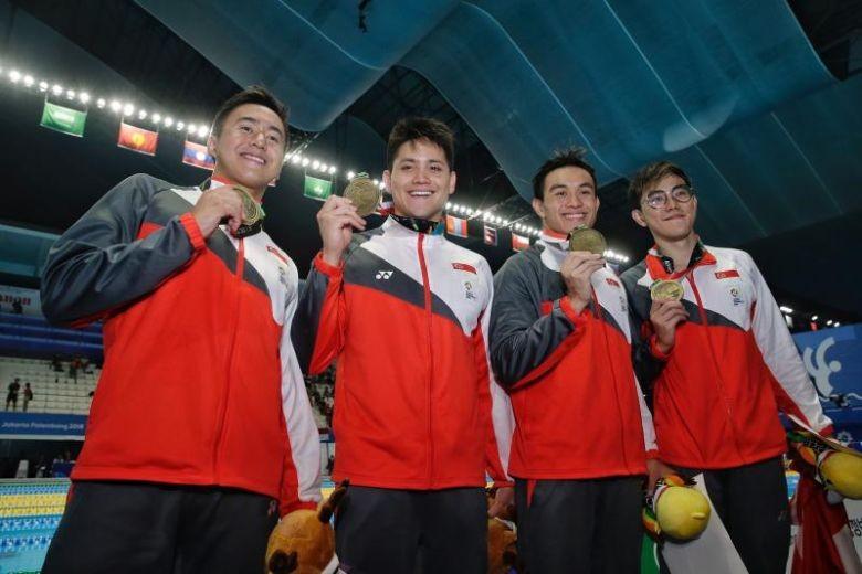 Kẻ đánh bại huyền thoại Michael Phelps có vàng Asiad - ảnh 3