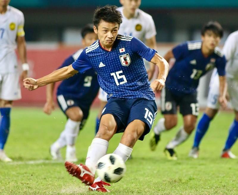 Olympic Malaysia bị Nhật Bản loại theo cách đau đớn - ảnh 3