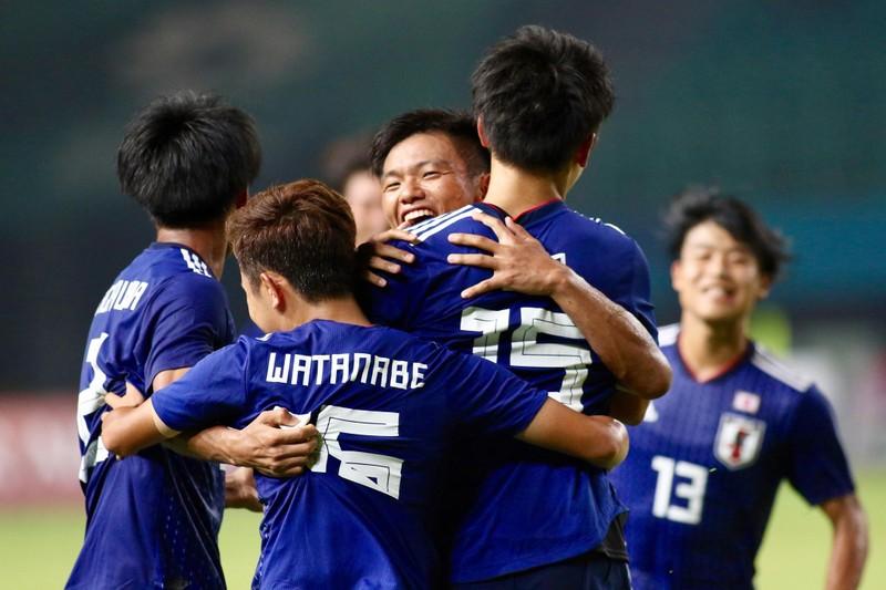 Olympic Malaysia bị Nhật Bản loại theo cách đau đớn - ảnh 5