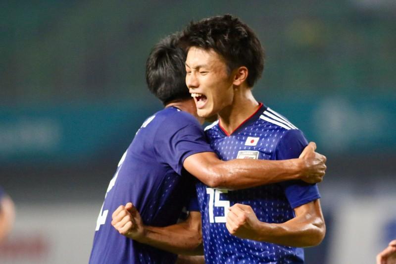 Olympic Malaysia bị Nhật Bản loại theo cách đau đớn - ảnh 4