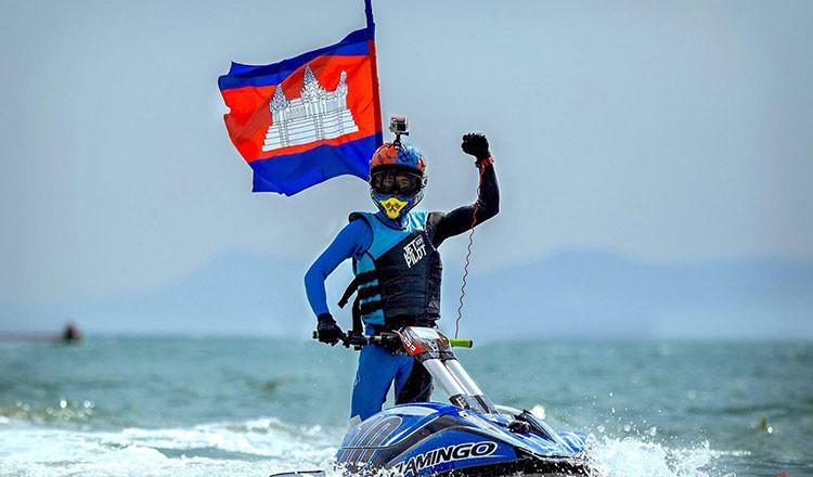 Campuchia bất ngờ có 2 HCV, vượt mặt Việt Nam - ảnh 4