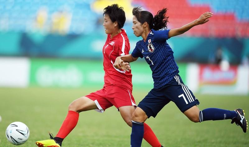 Bán kết bóng đá nữ Asiad 18: 'Sạch bóng' Đông Nam Á - ảnh 1