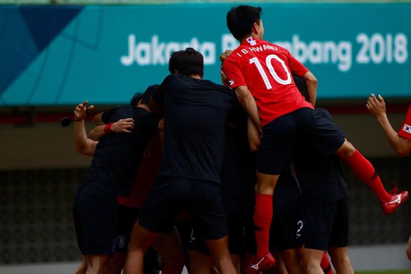 Hàn Quốc 'đòi nợ' cho U-23 Việt Nam ở Thường Châu - ảnh 4