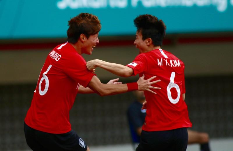 Hàn Quốc 'đòi nợ' cho U-23 Việt Nam ở Thường Châu - ảnh 3