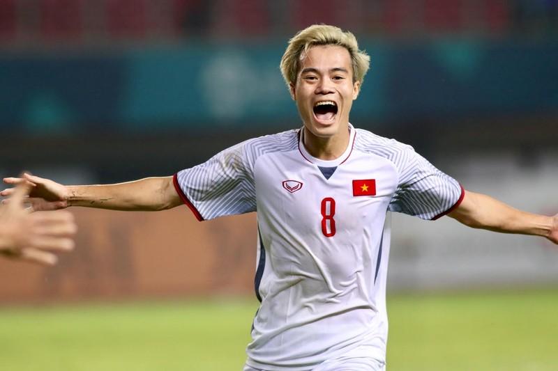 AFC: 'Siêu dự bị' Văn Toàn đưa Olympic VN vào bán kết Asiad 18 - ảnh 1