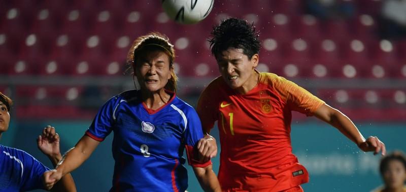 'Diva' họ Vương đưa Trung Quốc vào chung kết - ảnh 2