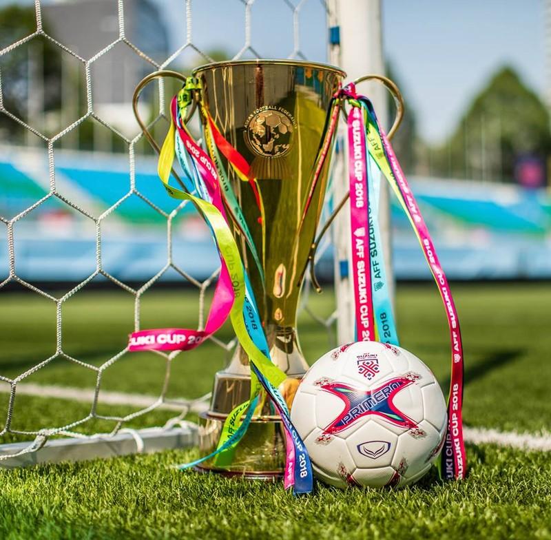 AFF Cup 2018 đá banh Thái - ảnh 1
