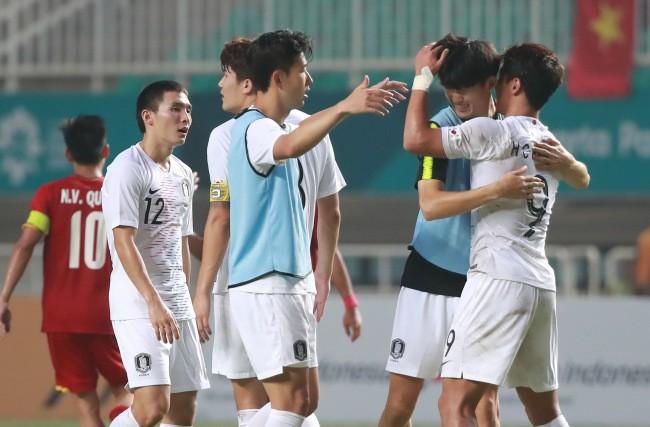 Son Heung-min nói gì khi đánh bại Olympic Việt Nam? - ảnh 1