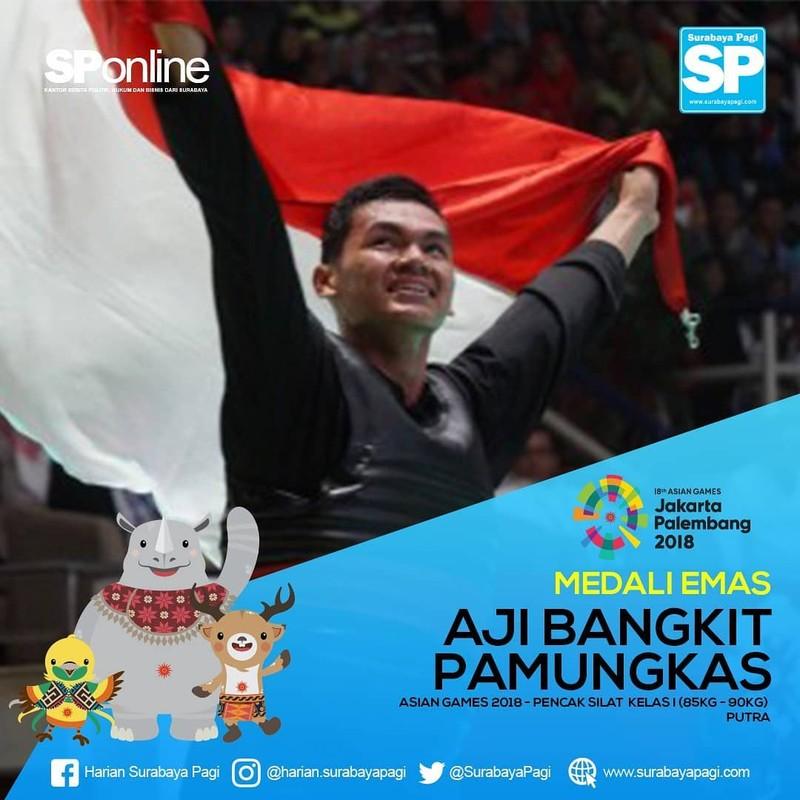 Khi chủ nhà Indonesia đưa Silat vào Asiad - ảnh 1