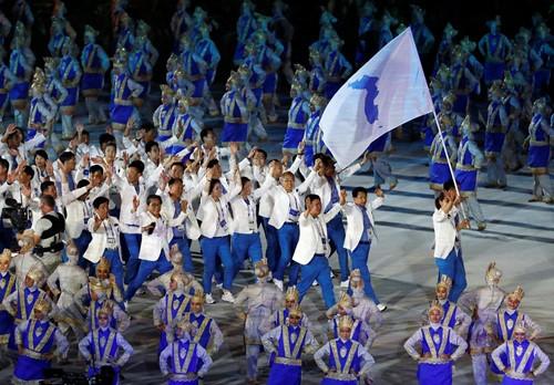 Hàn Quốc,Triều Tiên muốn đăng cai World Cup 2030, Olympic 2032 - ảnh 1