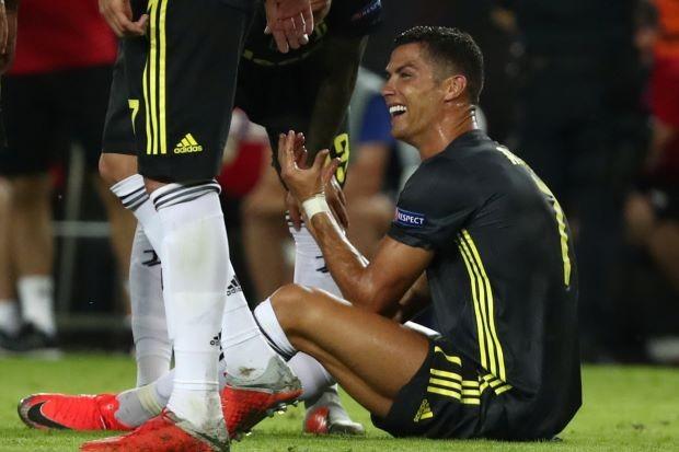 Vì sao Ronaldo khóc? - ảnh 4