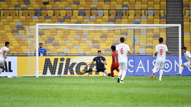 Đối thủ của U-16 Việt Nam hay quá - ảnh 1